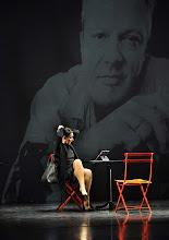 Photo: WIEN/ Kammerspiele: CHUZPE von Lily Brett. Premiere am 22.11.2012. Inszenierung: Dieter Berner. Sandra Cervik. Foto: Barbara Zeininger.
