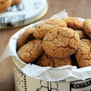 Orange and Spice Cookies Recipe