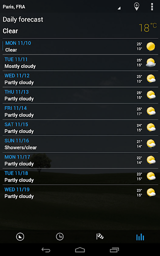 3D Flip Clock & Weather Pro  screenshots 20