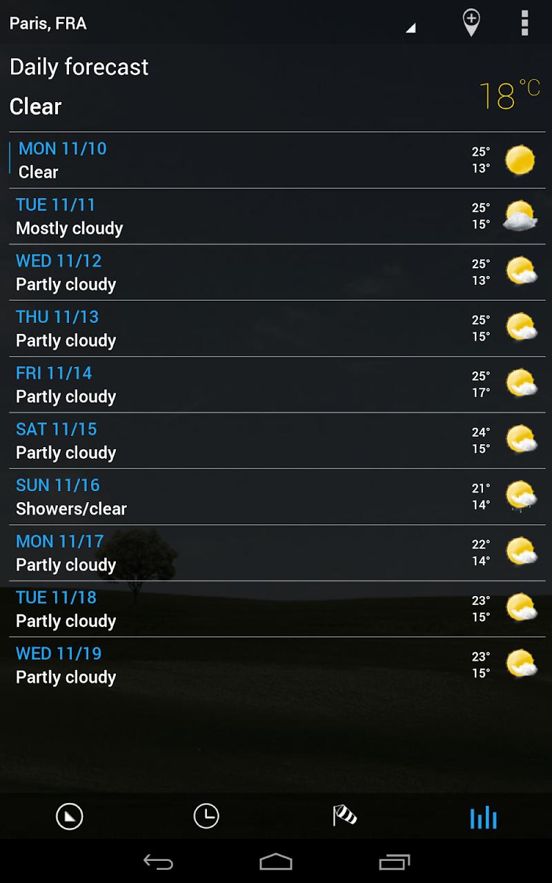 3D Flip Clock & Weather Pro Screenshot 19