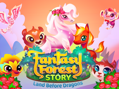Fantasy Forest: True Love! 5