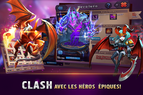 Clash of Lords 2: Clash Divin- screenshot thumbnail