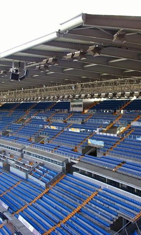 Estadio santiago bernabeu wall android apps on google play for Estadio bernabeu puerta 0