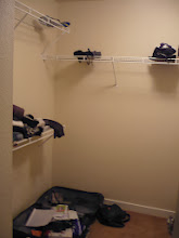 Photo: Our closet (Sam's part)