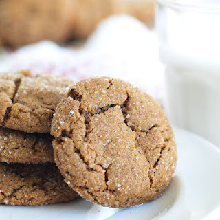 Healthy Ginger Cookies Recipes