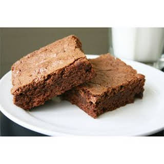 Quick and Easy Brownies.