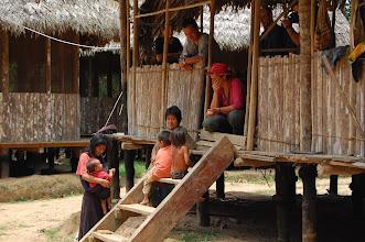 Photo: Rainforest hut