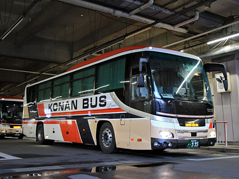 弘南バス「パンダ号」2便 ・995_34 弘前BT到着_03
