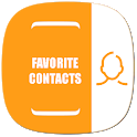 Favorite Contacts Free icon