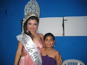 Photo: Reyna de la feria Pichucalco 2008  Srita. Carla Anahí Casanova Ortiz