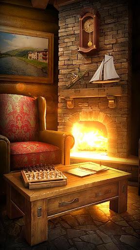 My Log Home 3D Live wallpaper screenshots 1