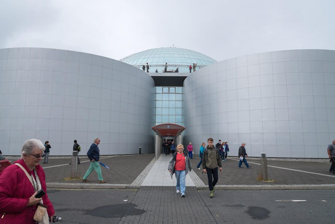 Travel Blog: Day 16 - Reykjavík-> Dinner at Krua Thai Restaurant