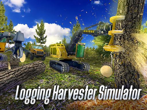 Logging Harvester Truck 1.4 screenshots 5
