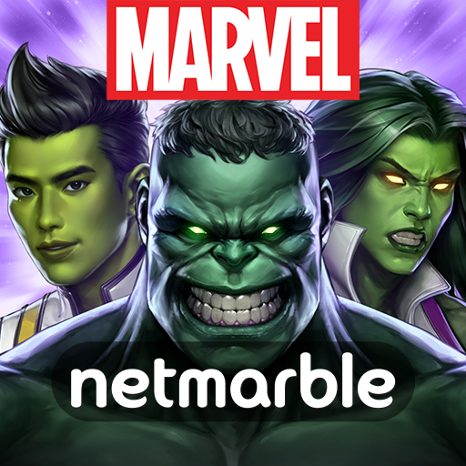 Reúna os Vingadores, X-Men, Guardiões e outros heróis para salvar o Universo!