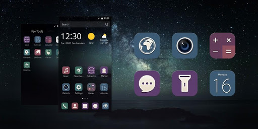 Theme for HUAWEI Mate S