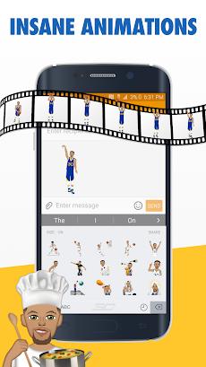StephMoji by Steph Curryのおすすめ画像4