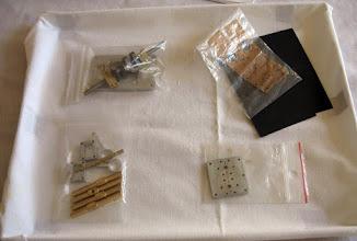 Photo: pièces livrées