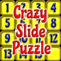 Crazy Slide Puzzle icon