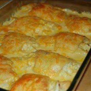 Chicken Roll Ups Crescent Rolls Recipes.