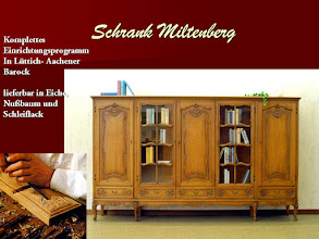 Photo: Schrank Miltenberg, BAYER Stilmöbel