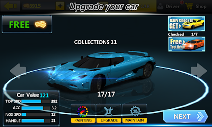 City Racing 3D 3.3.133 (Unlimited Money) MOD Apk 6