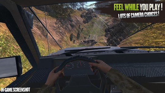 Revolution Offroad : Spin Simulation 4