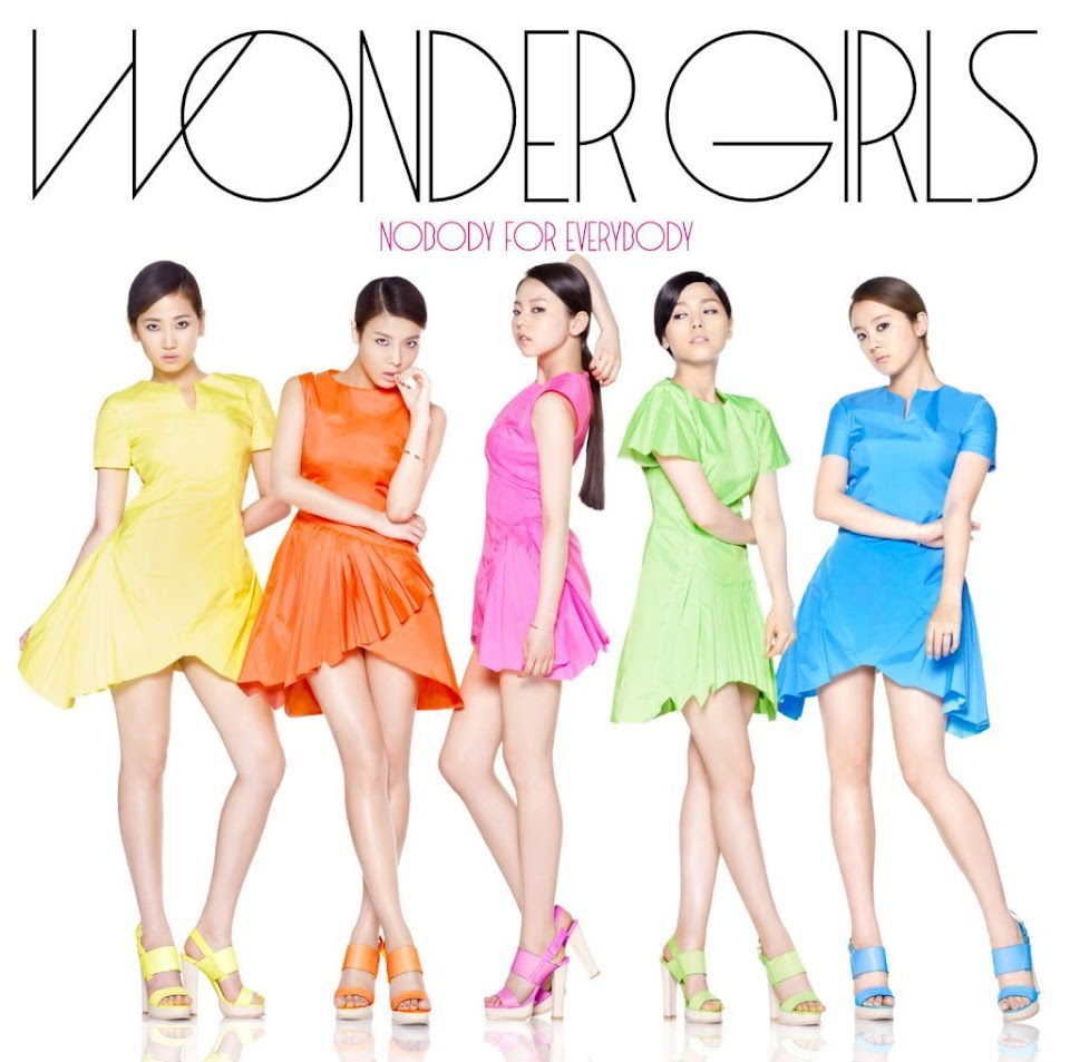wonder girls nobody for everybody