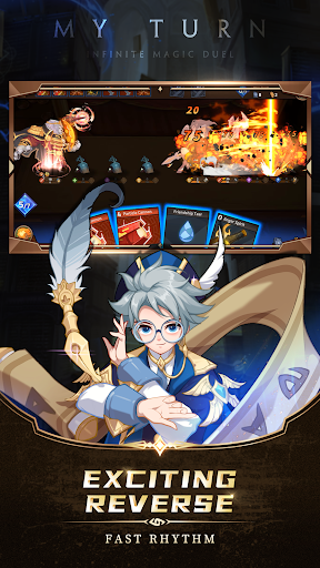 My Turn: Infinite Magic Duel  screenshots 14