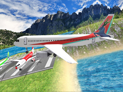 Airplane Flight Adventure: Games for Landing 1.0 screenshots 11