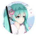 Hatsune Miku Popular Anime HD New Tabs Theme