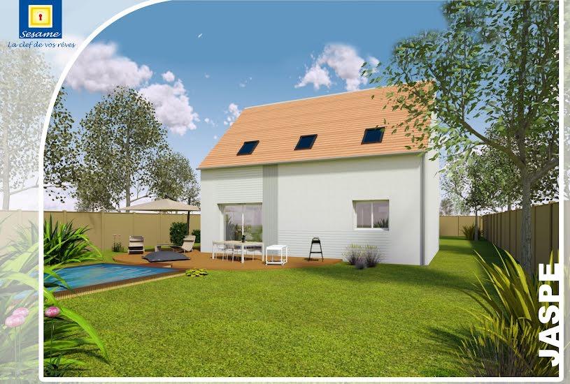 Vente Terrain + Maison - Terrain : 762m² - Maison : 105m² à Combs-la-Ville (77380)