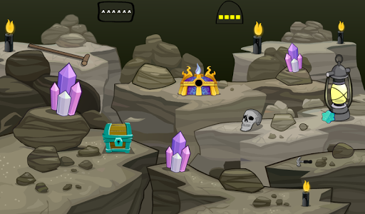 Gold Treasure From Cave screenshot 5
