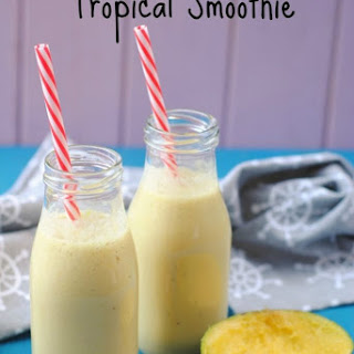Healthy Mango Smoothie Recipes