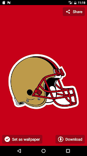Wallpapers for san francisco 49ers fans apps on google play screenshot image voltagebd