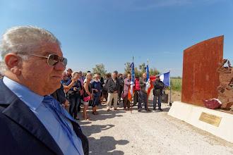 Photo: Mon Ami Diégo, Gitan de Marseille, très impliqué dans la défense des droits des Tziganes, particulièrement des jeunes...