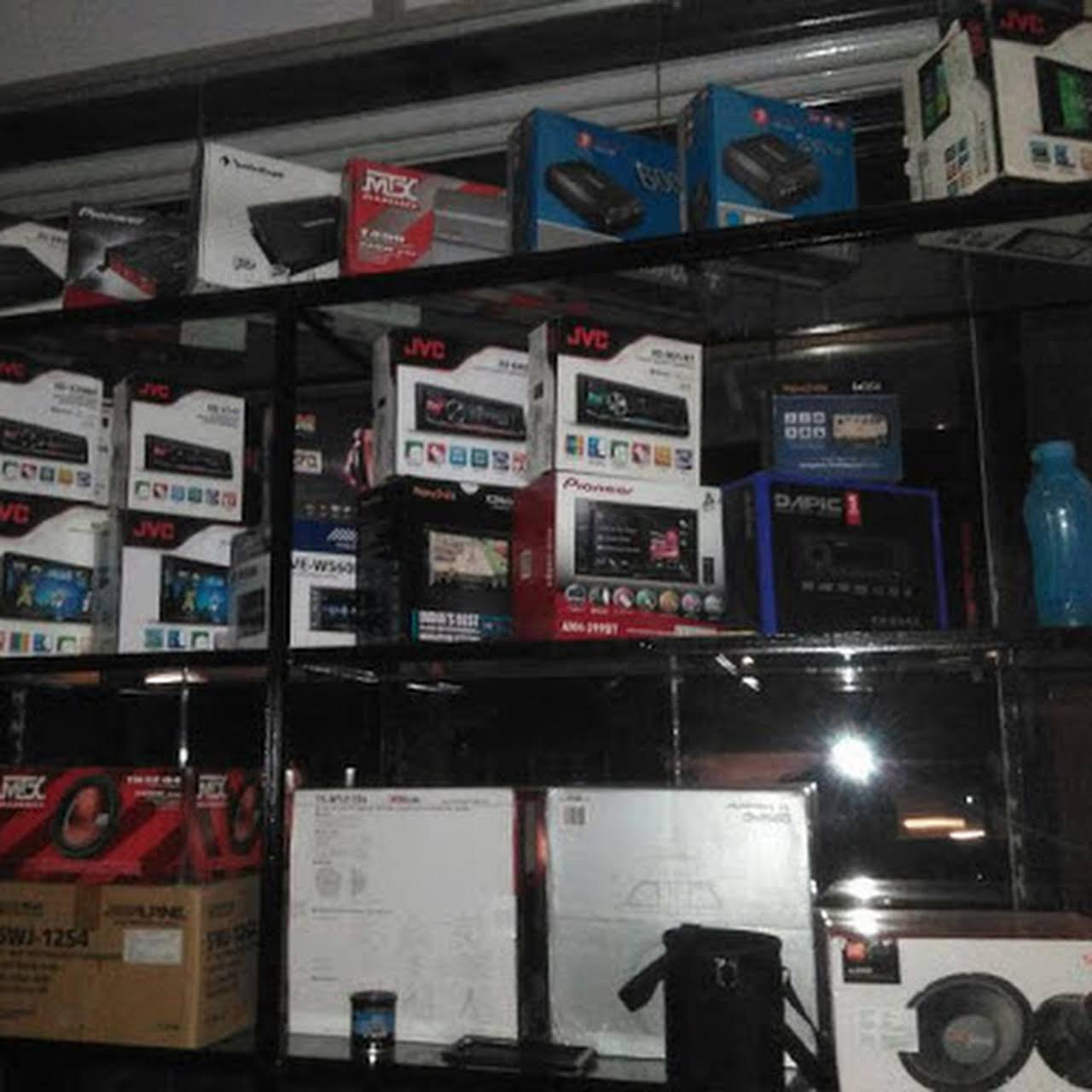 The Drift Car Accessories Store In Whitefield