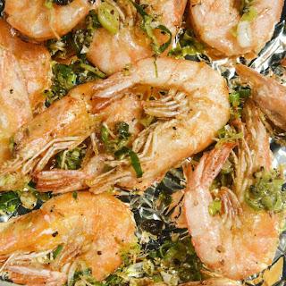 Crunchy Salt and Pepper Shrimp (Jiaoyan Suxia) Recipe
