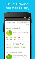 Screenshot of Fooducate -Healthy Weight Loss