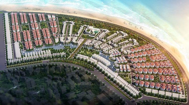 Toàn cảnh dự án Sun Grand City Feria Hạ Long