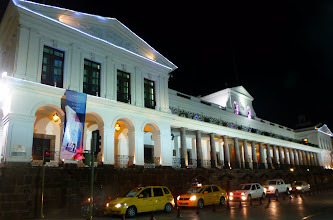 Photo: Presidential palace, Quito