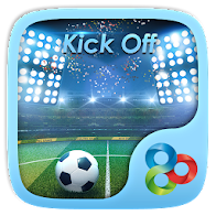 Kick Off GO Launcher Theme