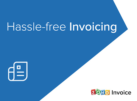 Zoho Invoice and Time Tracking