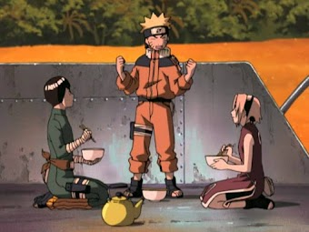 Naruto - The Enemy: Ninja Dropouts