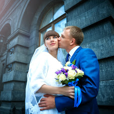 Wedding photographer Egor Kartashov (EgorkaPhotoSmile). Photo of 12.11.2015