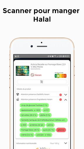 HalalOuPas - Scan de Produits Halal 5.54 androidtablet.us 2