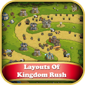 Layout for Kingdom Rush