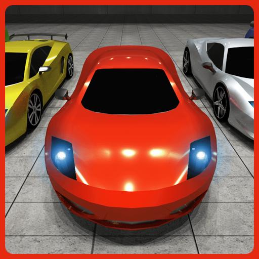 模拟の3Dトラフィックレーサー2016 LOGO-記事Game