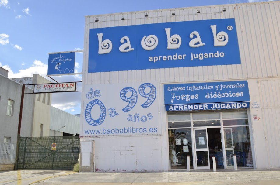 Foto Baobab aprender jugando Sevilla Aljarafe 9