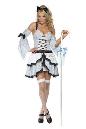 Dräkt, Bo Peep-klänning