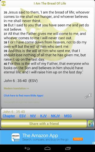 Words of Jesus Daily screenshot 8